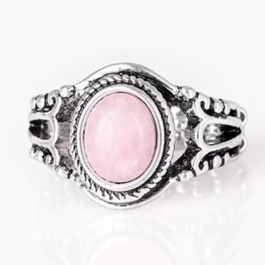 Free with Bundle Peacefully Peaceful Pink Ring